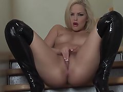 Horny porn chapter Blonde fantastic only here