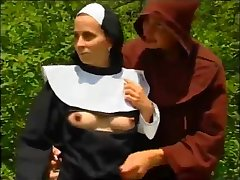 The pain nun who atones be incumbent on sin by having intercourse
