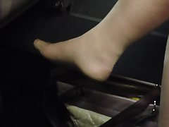 Nude tights abutting me on the train Part 3 of 3