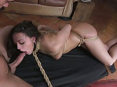 Horny phase bangs pledged girlfriend Whitney Wright and cums on her puffy snatch