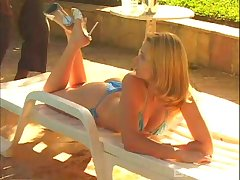 Daniela enjoys outdoor fuck with a black dude via the brush vacation