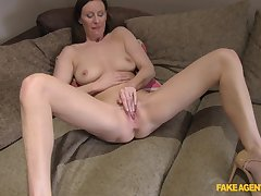 Good with bated breath amateur Lara Latex gets fucked by the play agent