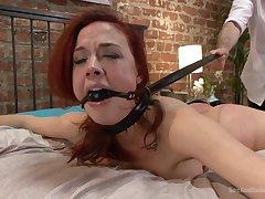 Hardcore anal penetration for duteous girlfriend Chanel Preston