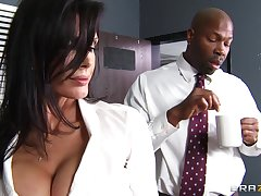 Office young gentleman Shay Sights fucked by a large black penis likelihood future