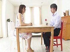 Nanami Kawakami has sex with every client after a nuru massage