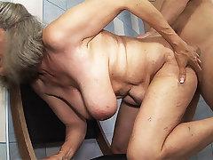 busty 83 epoch grey mom boob fucked
