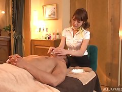 Pussy licking curvings on Kirara Asuka and she spreasd her legs be worthwhile for sex