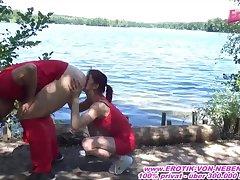 German     exgirlfriend outdoor intimate pornography clutches information