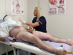 Massive inches of dick be required of the hungering nurse