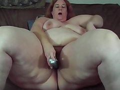 SSBBW Cajun - Bedroom Scene
