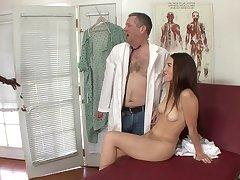 Cum eating cuckolds - Tiffany Cooky porn scene